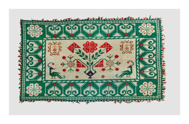 alfombra verdeLR