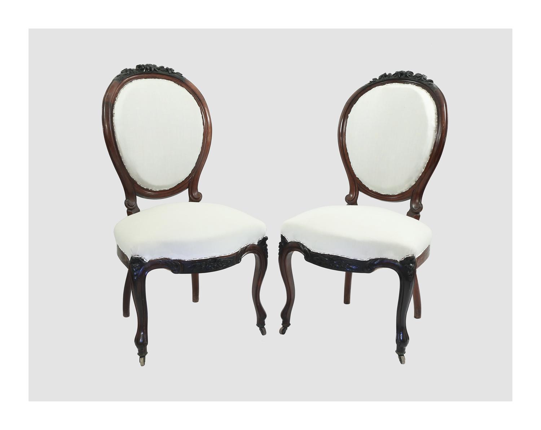 sillas tresillo
