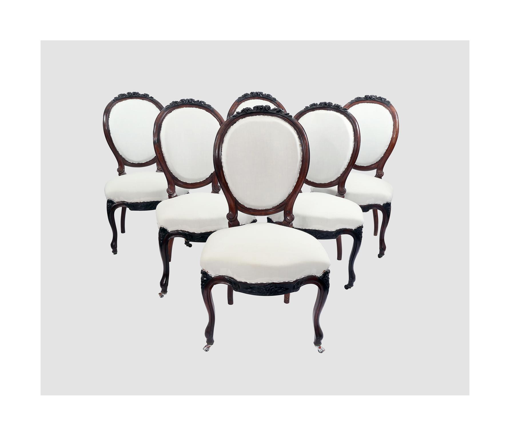 tresillo sillas